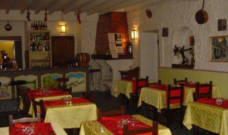 Hôtel-Restaurant Saint Domingue Die - Restaurant traditionnel et régional