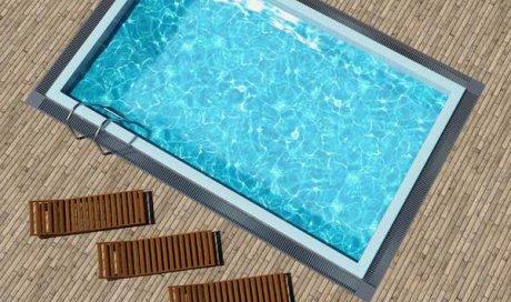 Hôtel pour un week-end avec piscine d'été