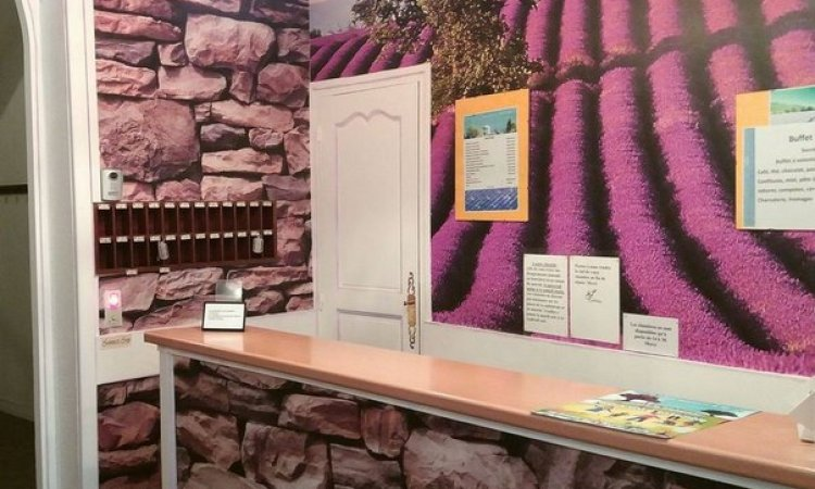 Hôtel-Restaurant Saint Domingue Die - Hôtel pour couple ou famille